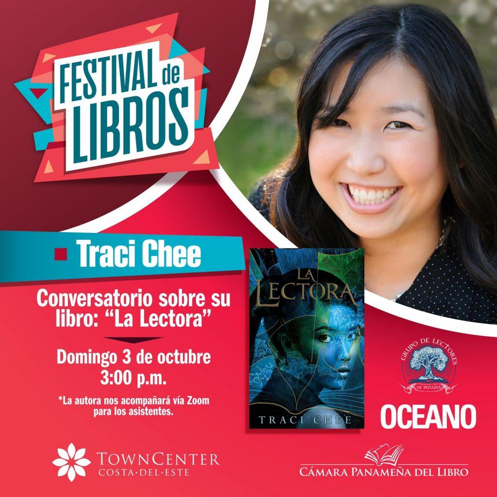 ¡El domingo tienen una cita con Traci Chee!