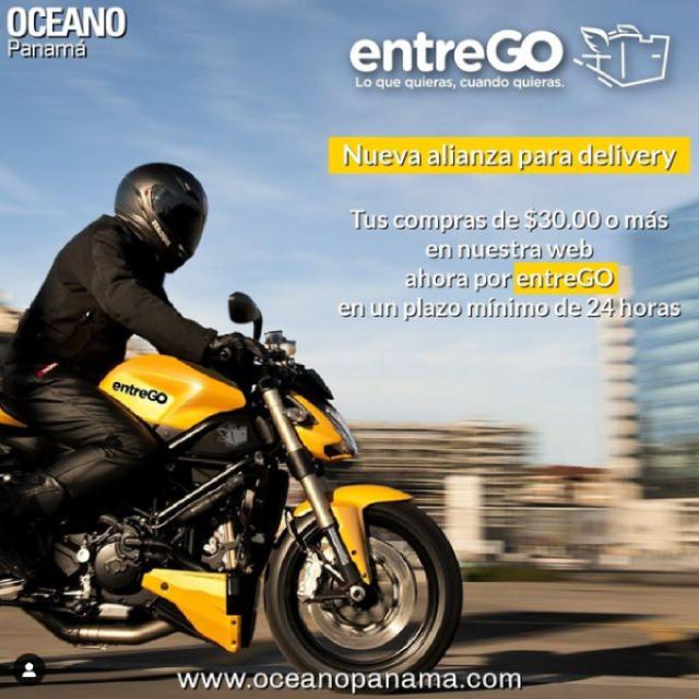 Nueva alianza para Delivery – EntreGO