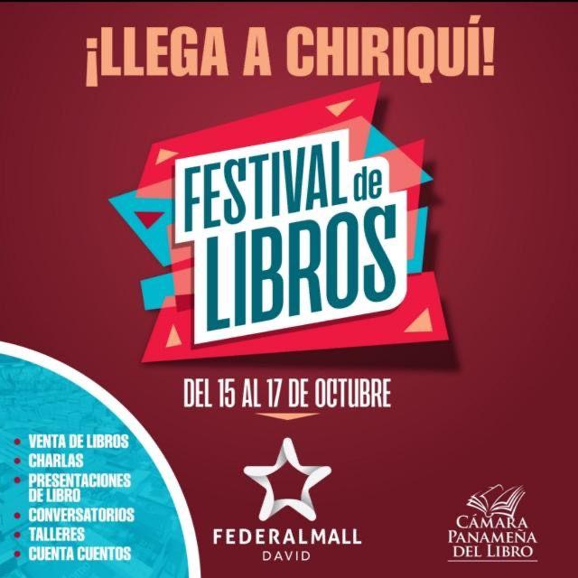 El Festival de Libros en Chiriquí
